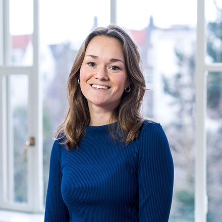 Maartje (M.F.) Tan, paralegal